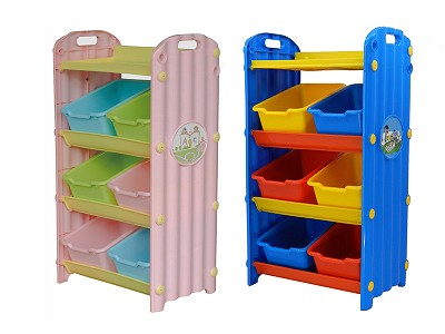 4 Layer Storage Rack