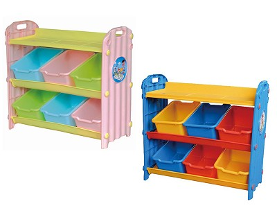 Three Layer Storage Rack