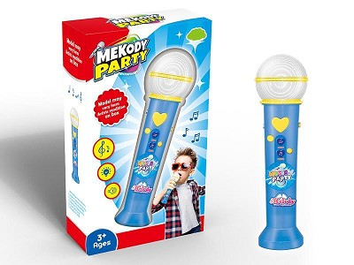 Multifunctional Music Microphone With MP3 Line