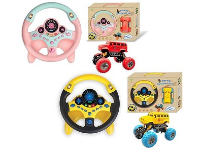 Steering Wheel   Off-Road Vehicle