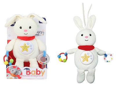 Plush Rabbit  With Projection