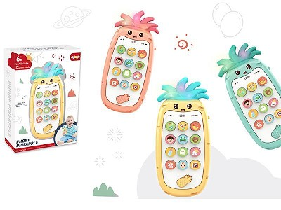 Pineapple Mobile Phone